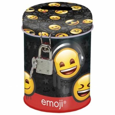 Kovová pokladnička Emoji