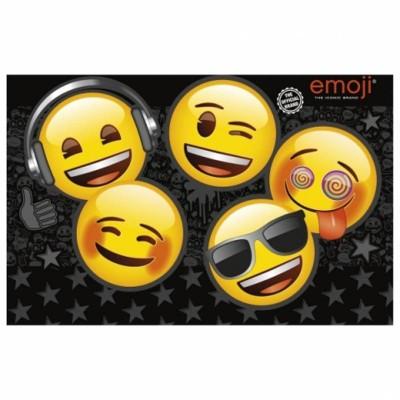 Podložka na psací stůl Emoji