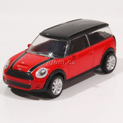 Mini Cooper Clubman model auta Mondo Motors 1:43 - 10