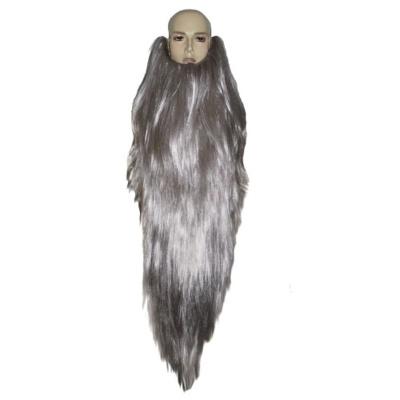 Plnovous maxi dlouhý 110cm šedý