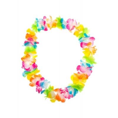 Květinový věnec havaj