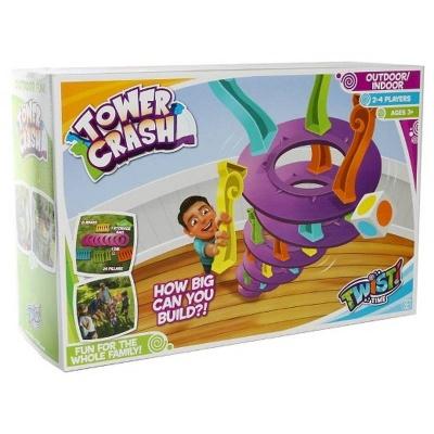 Venkovní hra Tower Crash