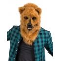 Maska Medvěd s pohyblivou čelistí