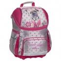 Luxusní školní batoh aktovka Pejsek premium