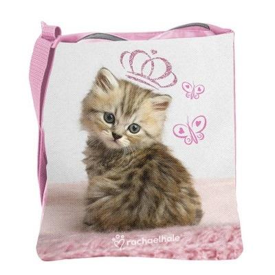 Taška přes rameno - kabelka Kočka