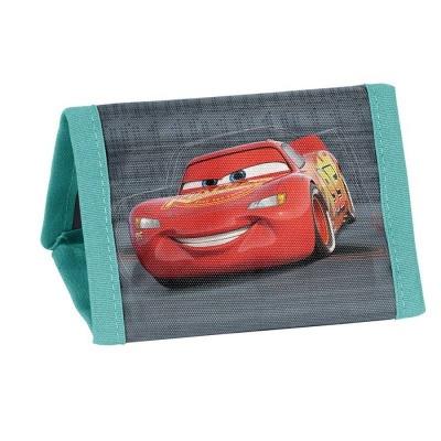 Textilní peněženka Cars - Auta