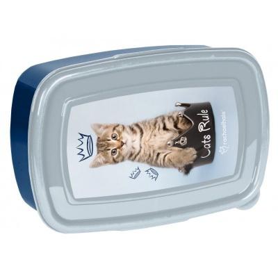 Svačinový box Kočka