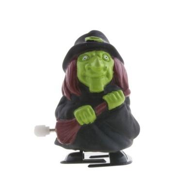 Pochodující figurka - čarodějnice
