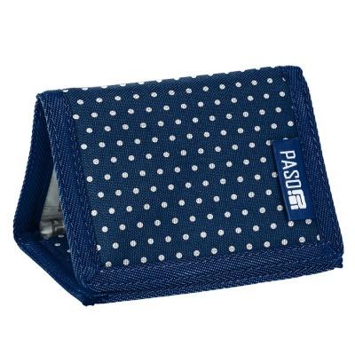 Textilní peněženka - Navy