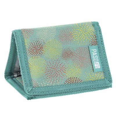 Textilní peněženka - Mint