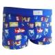 Chlapecké boxerky Gasolino Oceam 2330 modré