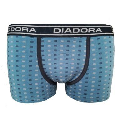 Pánské boxerky DIADORA 5883 světle modré