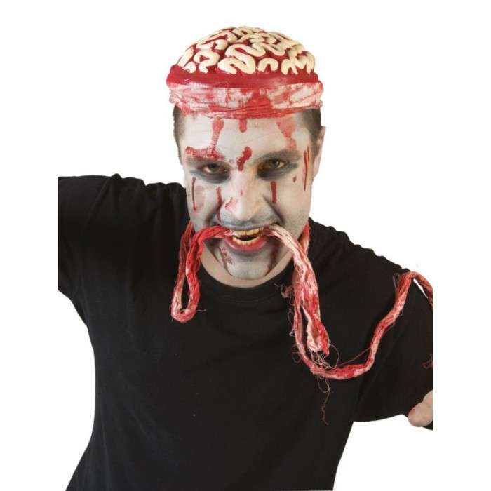 Mozek - čepice