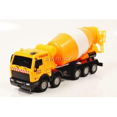 Model nákladního auta Mondo Motors míchačka - 1:64