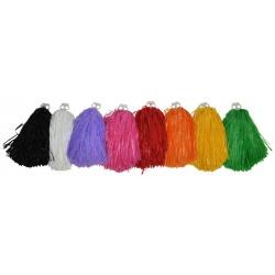Ponpony - více barev