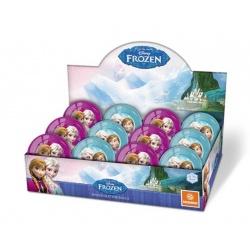 Míček se třpytkami a barevnými světelnými efekty Frozen Ledové království 7 cm