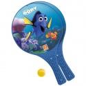 Pálky a míček plážový tenis Hledá se Dory