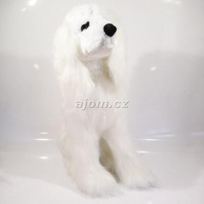 Plyšový pes Kokršpaněl MAXI 55cm
