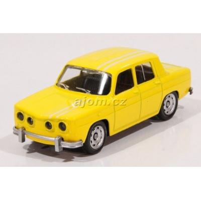 Renault 8 Gordini model auta Mondo Motors 1:43