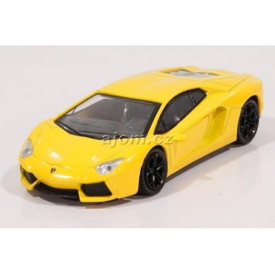 Lamborghini Aventador LP 700-4 model auta Mondo Motors 1:43