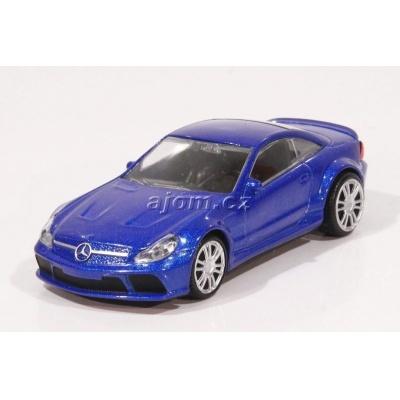 Mercedes-Benz SL 65 AMG model auta Mondo Motors 1:43