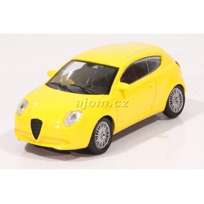 Alfa Mito model auta Mondo Motors 1:43