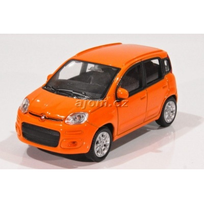 Fiat Nuova 500 model auta Mondo Motors 1:43
