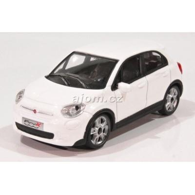 Fiat 500 X model auta Mondo Motors 1:43