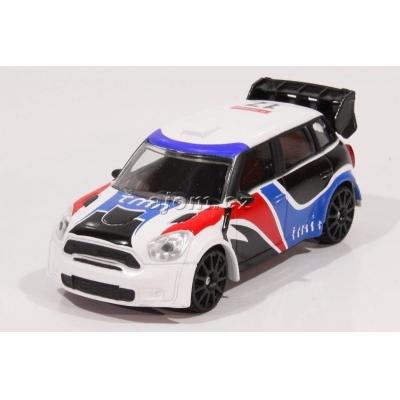 Mini Cooper JCW WRC model auta Mondo Motors 1:43