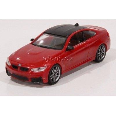 BMW M4 model auta Mondo Motors 1:43 - 04