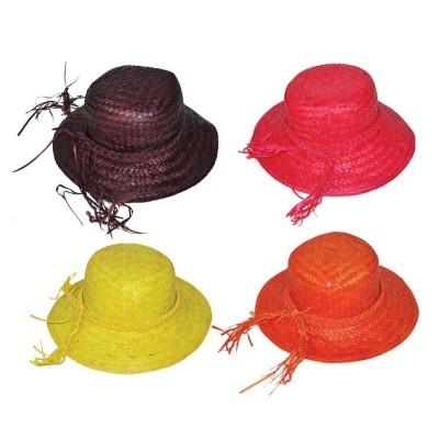 Slaměný klobouk - více barev