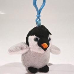 Plyšový přívěšek - klíčenka Tučňák