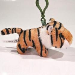 Plyšový přívěšek - klíčenka Tygr