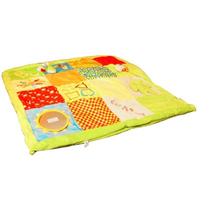 Hrací deka pro nejmenší - jungle