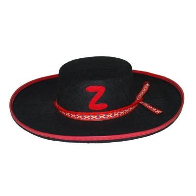 Klobouk Zorro - dětský