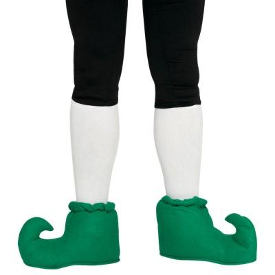 Návleky na nohy - boty elf