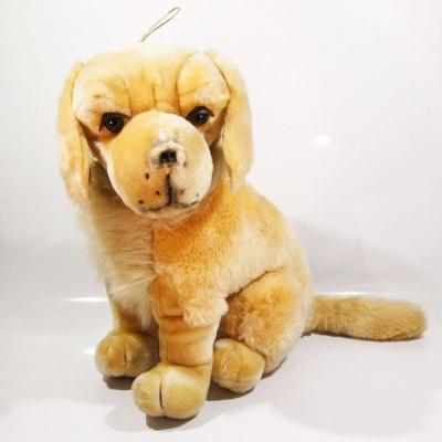 Plyšák pes velký Labrador 42cm