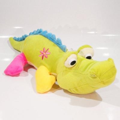 Plyšák Krokodýl zelený 42 cm