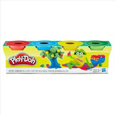 Play-Doh Mini balení 4 tuby