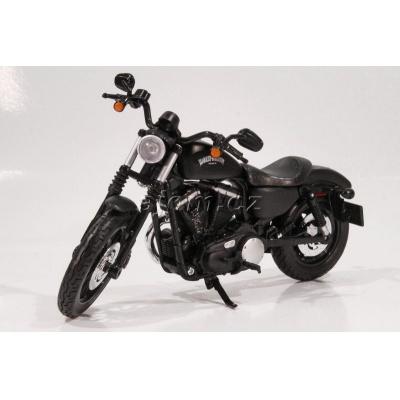 Harley Davidson 2014 Sportster Iron 883 1:12