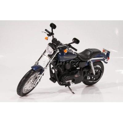 Harley Davidson 2003 Dyna Super Glide Sport 1:12