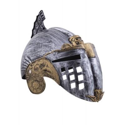 Helma rytíř s hledím
