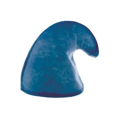 Čepice trpaslík modrá