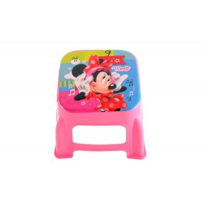Stolička růžová Minnie