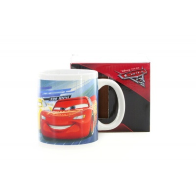 Hrnek Cars 340ml