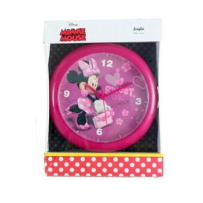 Nástěnné hodiny Minnie 24cm