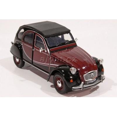 Citroën 2CV 6 Charleston - 1:24
