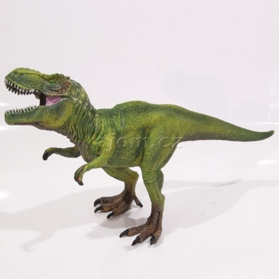Dinosaurus větší barevný - Tyranosaurus