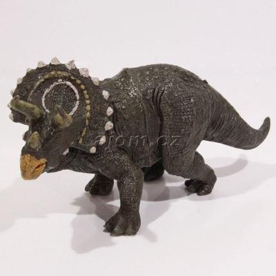 Dinosaurus větší barevný - Triceratops