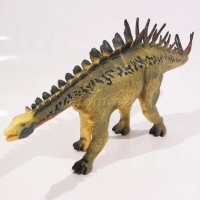 Dinosaurus větší barevný - Kentrosaurus